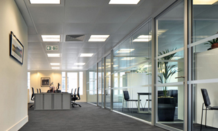 Office Partitions Taunton